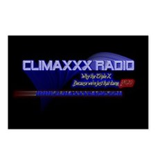 ClimaxXx Censored  Postcards (Package of 8)