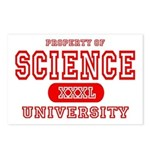 Science University Postcards (Package of 8)