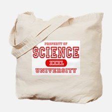 Science University Tote Bag