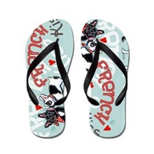 French Kiss Flip Flops