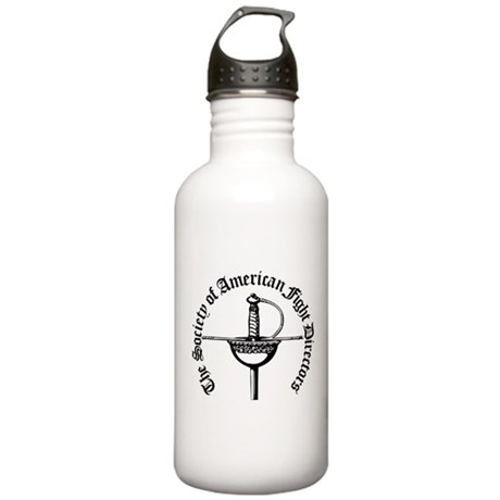 SAFD Logo Stainless Water Bottle 1.0L