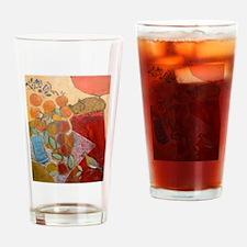 CATNAP Drinking Glass