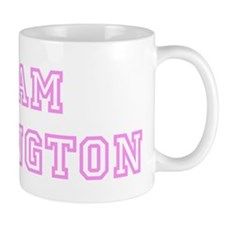Pink team Remington Mug