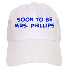 Soon to be Mrs. Phillips Baseball Cap