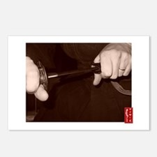 Iaido 2 Postcards (Package of 8)