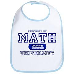 Math University Bib