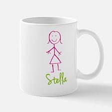 Stella-cute-stick-girl.png Mug