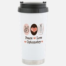 College of optometry Travel Mug