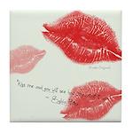 Kiss Original Tile Coaster