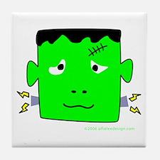 Frankie! Tile Coaster