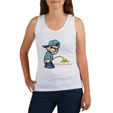 Piss on MS Women's Tank Top
