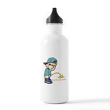 Piss on MS Sports Water Bottle