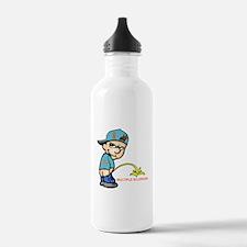 Piss on MS Water Bottle