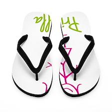 Priscilla-cute-stick-girl.png Flip Flops