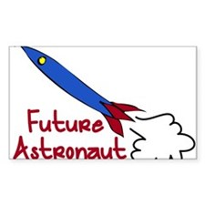 Future Astronaut Decal