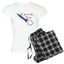Fly me to the Moon Pajamas