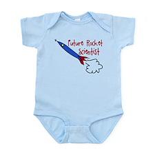Future Rocket Scientist Infant Bodysuit