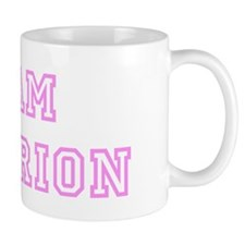 Pink team Jamarion Small Mug