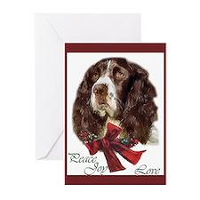 English Springer Spaniel Greeting Cards (Pk of 10)