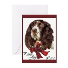 English Springer Spaniel Greeting Cards (Pk of 20)