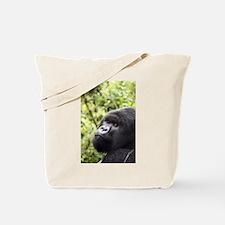 Mountain Gorilla Tote Bag