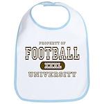 Football University Bib