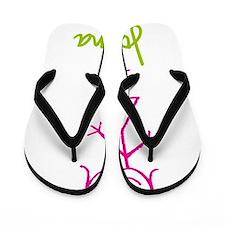 Joanna-cute-stick-girl.png Flip Flops