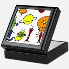 Out of This World Keepsake Box