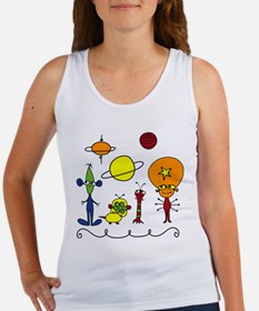 Out of This World Women's Tank Top