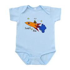 Rocket Man Infant Bodysuit