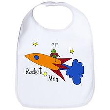 Rocket Man Bib