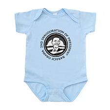 2nd Inauguration: Infant Bodysuit