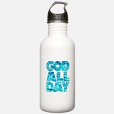 GOD ALL DAY Water Water Bottle