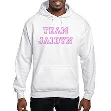 Pink team Jaidyn Hoodie
