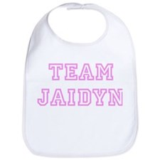 Pink team Jaidyn Bib