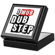 I Wub Dubstep Keepsake Box