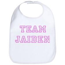 Pink team Jaiden Bib