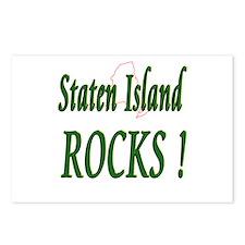 Staten Island Rocks ! Postcards (Package of 8)