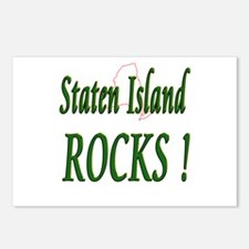 Staten Island Rocks ! Postcards (Package of 8)