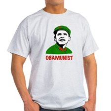 Obamunist Communist Republican Shirt T-Shirt