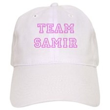 Pink team Samir Baseball Cap