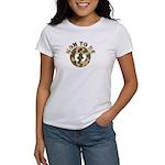 Mom to Be (Camo) Women's T-Shirt