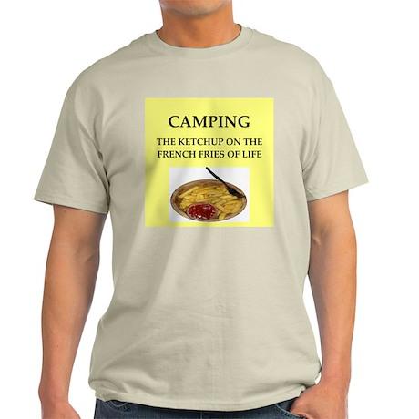 camping Light T-Shirt