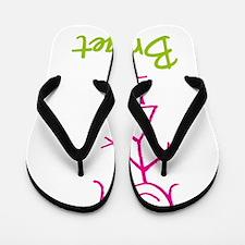 Bridget-cute-stick-girl.png Flip Flops