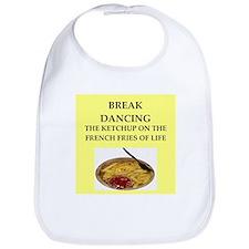 break dancing Bib