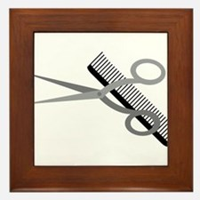 Who Needs a Haircut? Framed Tile