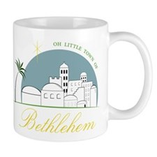 Oh Little Town Mug