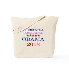Obama Inauguration Tote Bag