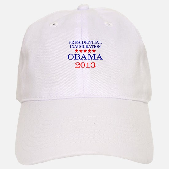 Obama Inauguration Baseball Baseball Cap