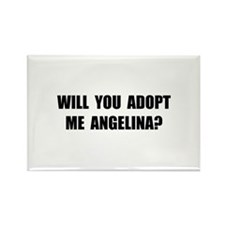 Adopt Me Angelina Rectangle Magnet (100 pack)